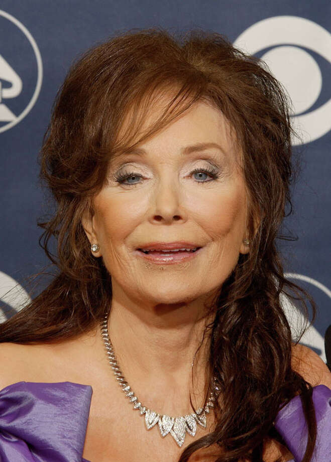 Loretta Lynn: April 14, 1932 (age 81) Photo: HAHN-KHAYAT, KRT / ABACA PRESS