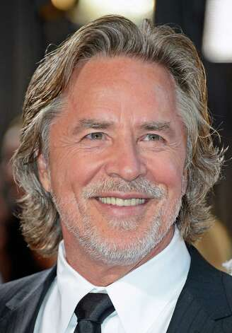 Actor Don Johnson arrives at the Oscars at Hollywood & Highland Center on February 24, 2013 in Hollywood, California. Photo: Frazer Harrison, Getty Images / 2013 Getty Images