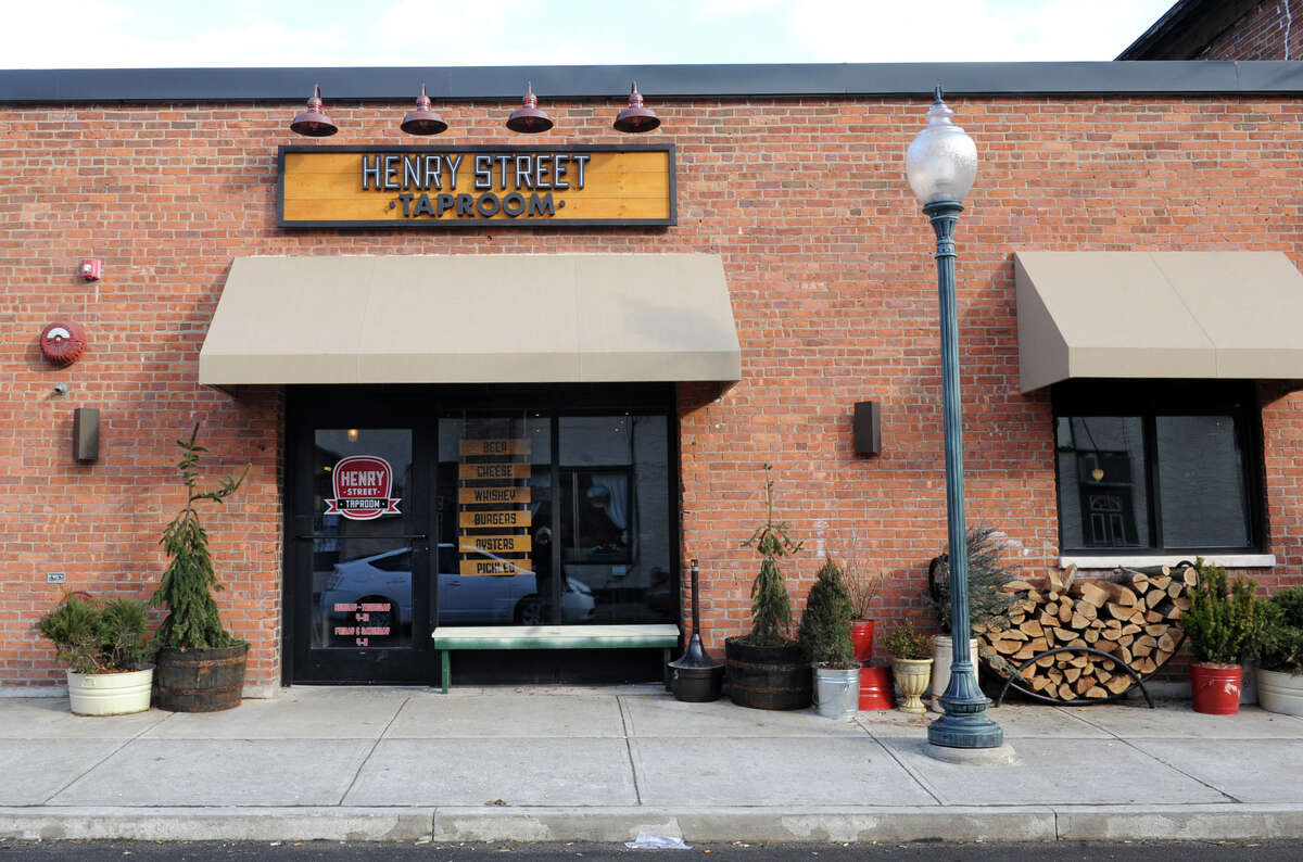 The Henry Street Taproom next door at 86 Henry St., seen in 2013.