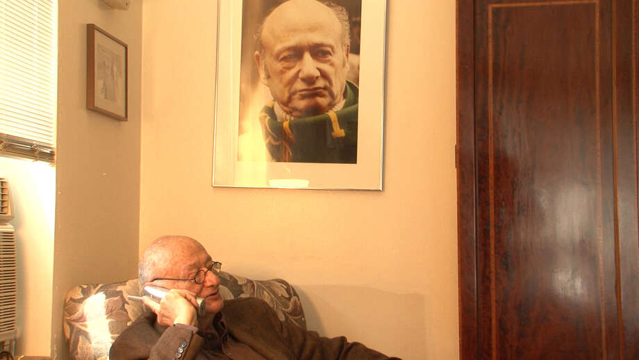 Ed Koch as seen in KOCH. A film by Neil Barsky. A Zeitgeist Films release.