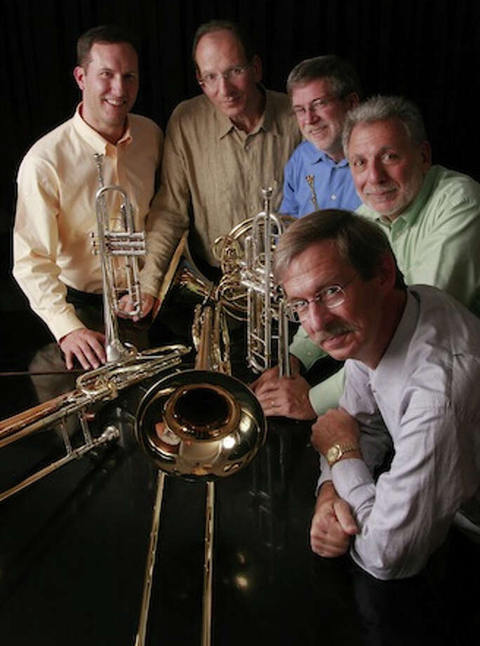 Music for Youth's Free Young Person's Concert series will present a performance by the America Brass Quintet at 2 p.m. Saturday, March 16, at Pequot Library, 720 Pequot Ave., Fairfield. Photo: Contributed Photo