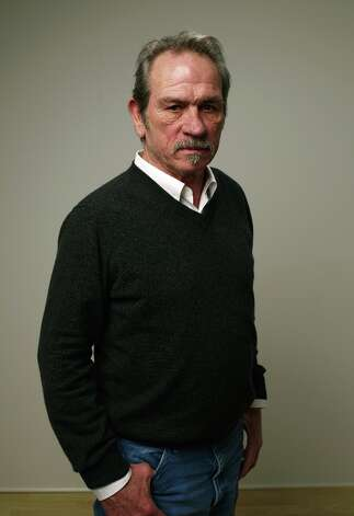 Tommy Lee Jones is one of the few people who can capture the scowl of the man in the next slide. Photo: Matt Carr, Getty Images / 2010 Matt Carr