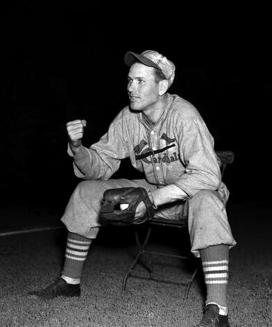 The pitcher, of course, was Dizzy Dean. Photo: Diamond Images, Diamond Images/Getty Images / 1937 Diamond Images