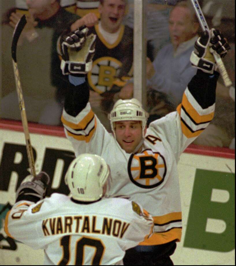 Cam Neely —Dumb and Dumber fans know what we're talking about. Photo: ELISE  AMENDOLA, Associated Press / AP