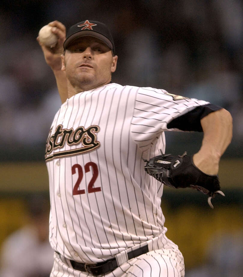 Roger Clemens —Roger Clemens' turn as an angry redneck in Kingpin probably feels about right to the legions of baseball fans who now hate his guts. Photo: DAVID J. PHILLIP, AP / AP