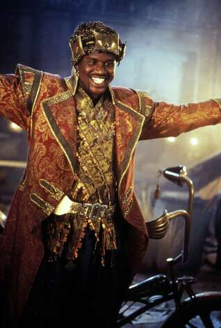 Shaquille O'Neal —Kazaam! Photo: Interscope Communications, Inc., ZUMA Press / (©) Copyright 1996 by 19960717