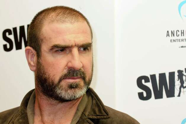 Eric Cantona —You may have recognized the Man U icon in his bit role in Elizabeth, but more likely you saw him in Nike's brilliant Joga Bonito campaign from a few years back. Photo: Ben Pruchnie, Getty Images / 2012 Getty Images