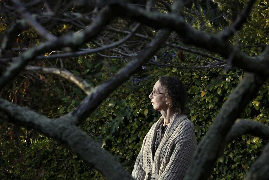 """Joyce Carol Oates writes about a curse that descends on the elite of Victorian-era Princeton, N.J., in her latest book, """"The Accursed,"""" which she started in 1984. Photo: Carlos Avila Gonzalez, The Chronicle"""
