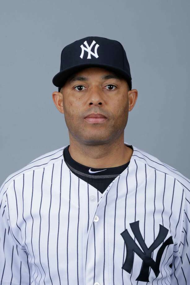 This is a 2013 photo of Mariano Rivera of the New York Yankees baseball team. This image reflects the Yankees' spring training roster as of Wednesday, Feb. 20, 2013, when this image was taken. (AP Photo/Matt Slocum) Photo: Matt Slocum / MLBPV AP