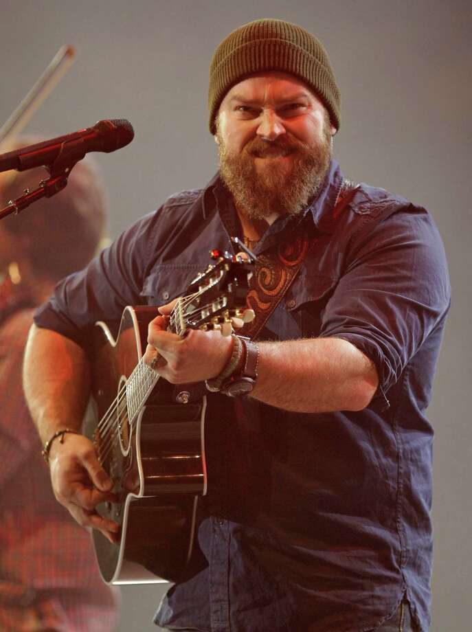 The Zac Brown Band performs during the RodeoHouston at the Houston Livestock Show and Rodeo at Reliant Stadium Thursday, Feb. 28, 2013, in Houston. ( Photo: Melissa Phillip, Houston Chronicle / © 2013  Houston Chronicle