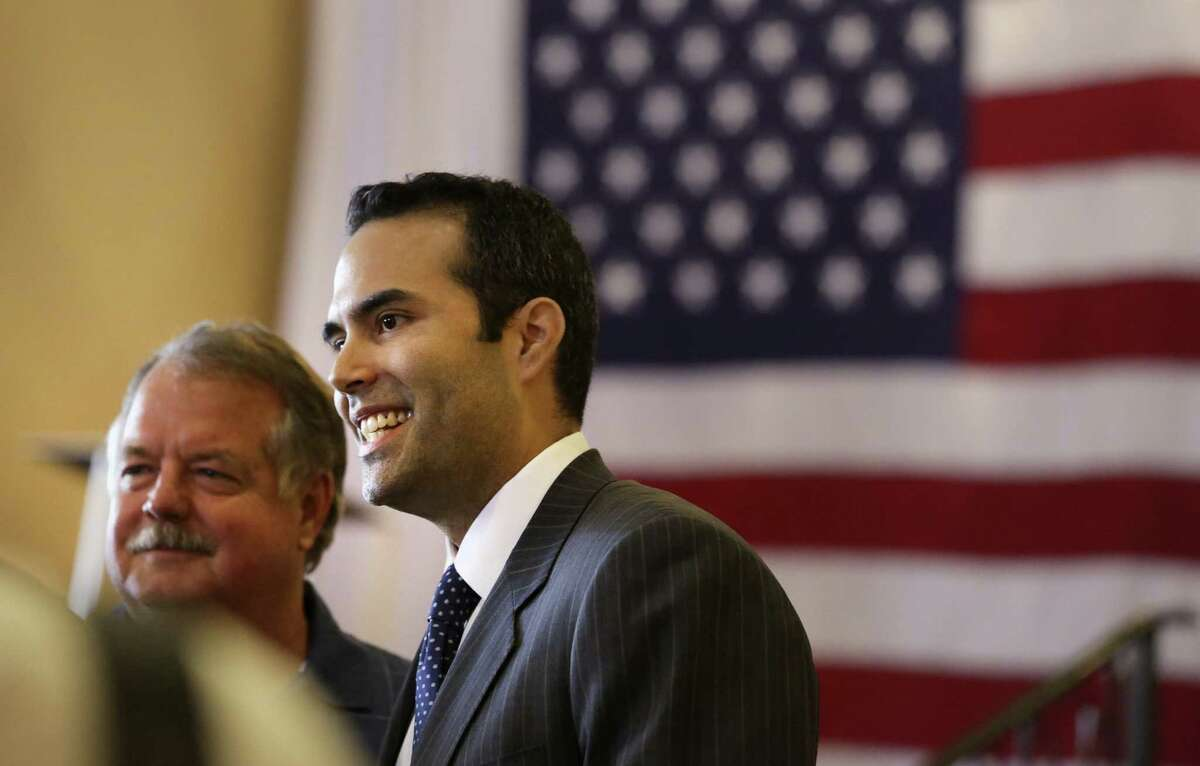 George P. Bush is seen as a rising star in the Republican Party.
