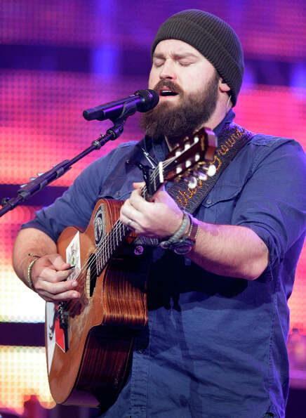 The Zac Brown Band performs during the RodeoHouston at the Houston Livestock Show and Rodeo at Relia