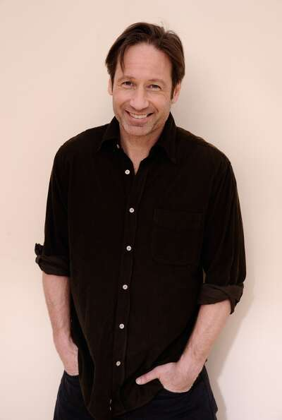 David Duchovny in 2012. He stars in the show ''Californication.''