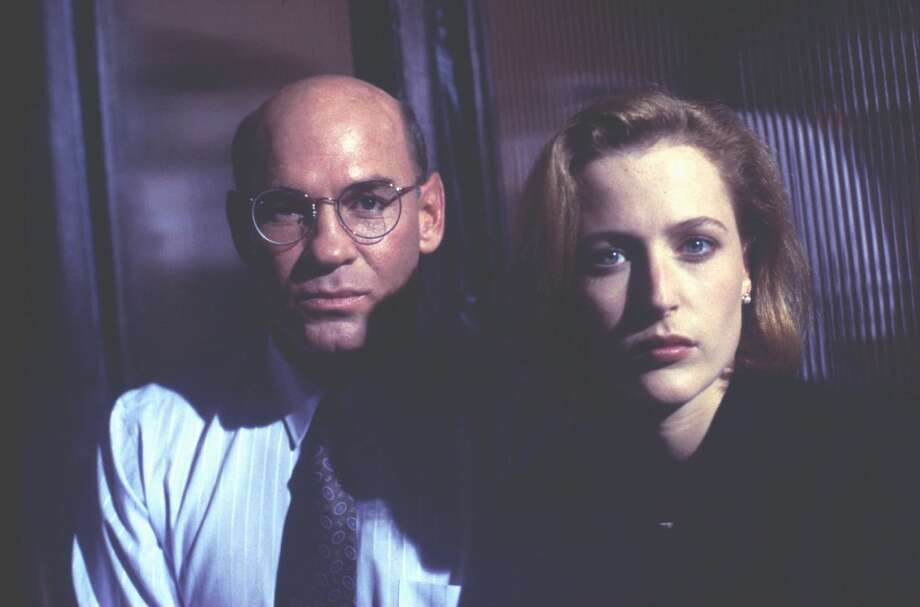 If you''ve ever thought your boss was a jerk, you could probably relate to uptight, grouchy Assistant Director Skinner (Mitch Pileggi, left).