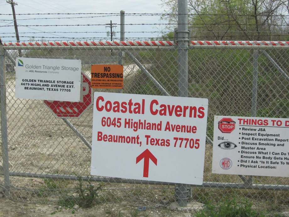 Coastal Caverns Inc., a subsidiary of Vitol Inc., will join with a Japanese company, Itochu Corp., to spend $500 million to develop storage caverns in the Spindletop salt dome. Construction could employ about 100 and provide 30 permanent jobs by late 2014. The development also could help attract other investment, a local industry executive said. Dan Wallach/The Enterprise Photo: Dan Wallach