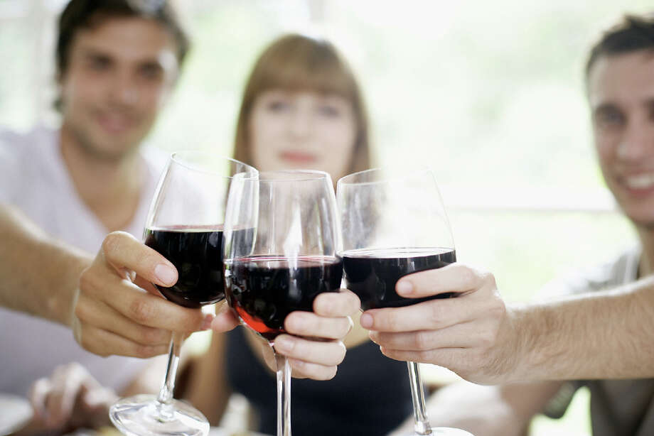 7. Drink wineTastes good and good for you! Photo: Paul Bradbury, Getty Images/OJO Images RF / OJO Images RF