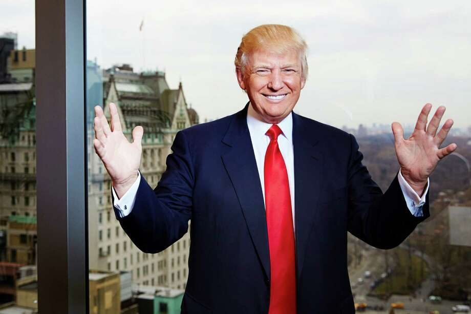 "Corporate mogul Donald Trump admits to being stumped by the entertainment business. His ""All-Star Celebrity Apprentice"" returns to NBC at 8 p.m. Sunday. Photo: Dan Hallman, INVL / Invision"