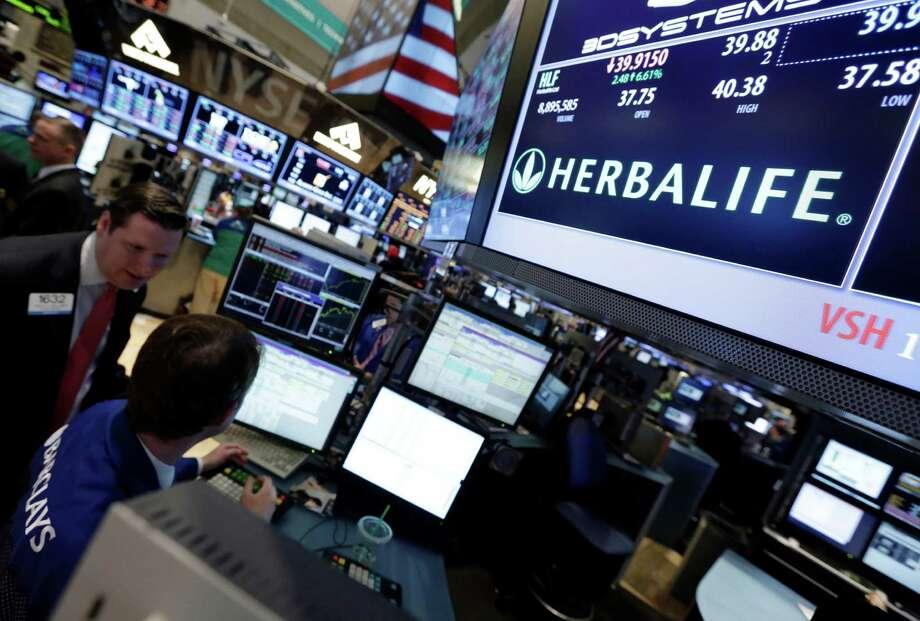 Finance & Banking: 4% Photo: Richard Drew, AP / AP