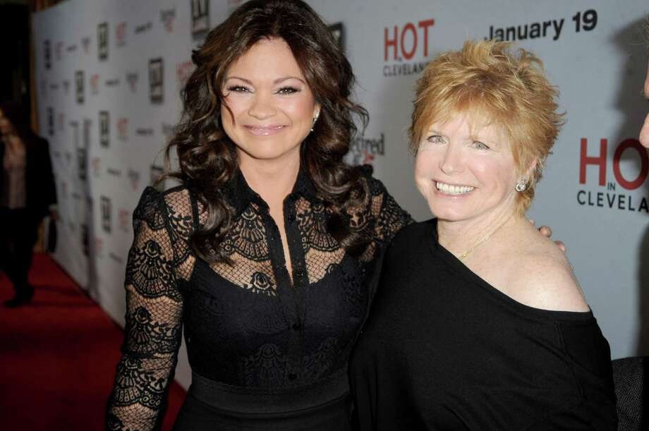 "Valerie Bertinelli and Bonnie Franklin attend TV Land's ""Hot In Cleveland"" and ""Retired At 35"" Premiere Party at Sunset Tower on January 10, 2011, in West Hollywood, Calif. (Photo by Jeff Kravitz/FilmMagic) Photo: Jeff Kravitz, Getty / 2011 Jeff Kravitz"