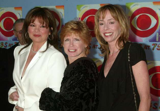 Valerie Bertinelli, Bonnie Franklin and Mackenzie Phillips in November 2003. (Photo by Jim Spellman/WireImage) Photo: Jim Spellman, Getty / WireImage