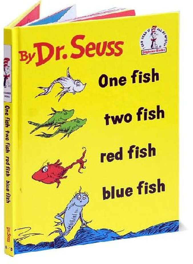One Fish Two Fish Red Fish Blue Fish (Handout)