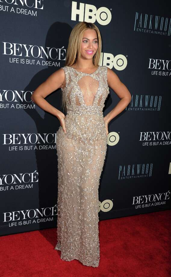 Knowles attends  Beyonce: Life Is But A Dream New York Premiere  at Ziegfeld Theater on February 12, 2013 in New York City. Photo: Dave Kotinsky, Getty Images / 2013 Getty Images