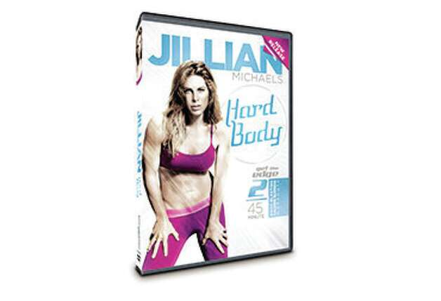 Jillian Michaels latest DVD Hard Body. Check out a review at blog.timesunion.com/healthylife