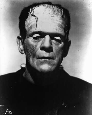 "Boris Karloff in the 1931 film ""Frankenstein,"" is perhaps THE classic movie monster. Take a look back at some of the most memorable movie monsters ever to come out of Hollywood Photo: Archive Photos, Getty Images / 2012 Getty Images"
