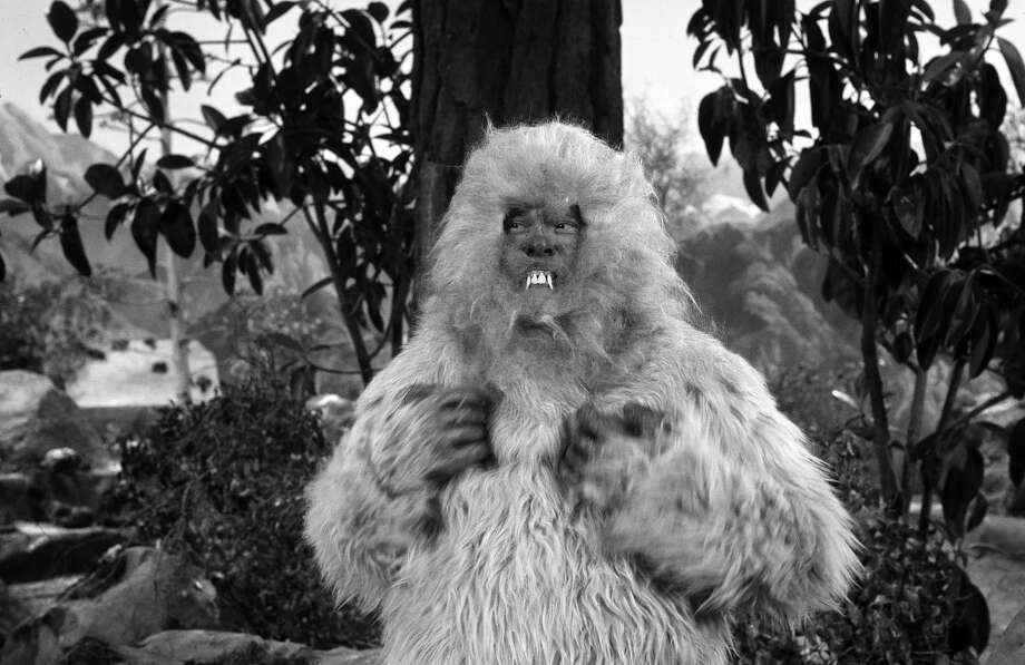 "The Abominable SnowmanJon Locke as Abominable Snowman in ""Land of the Lost."" Photo: NBC, Getty Images / © NBC Universal, Inc."