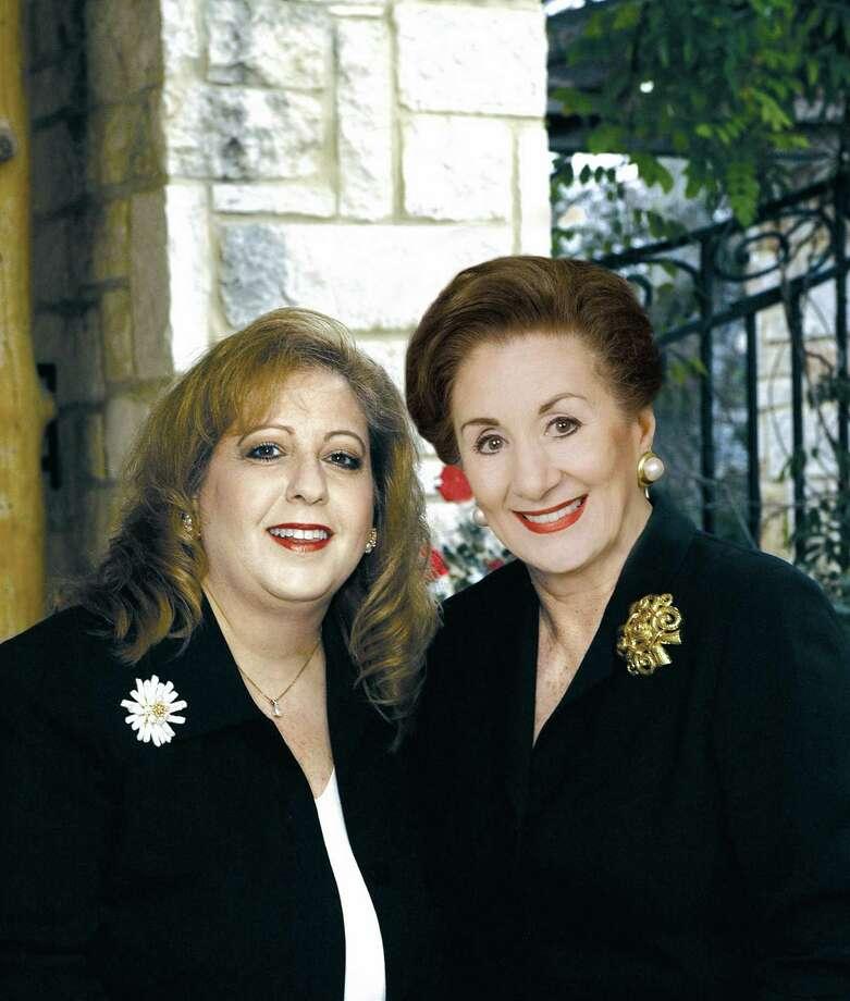 Anne Incorvia (left) and Martha Turner