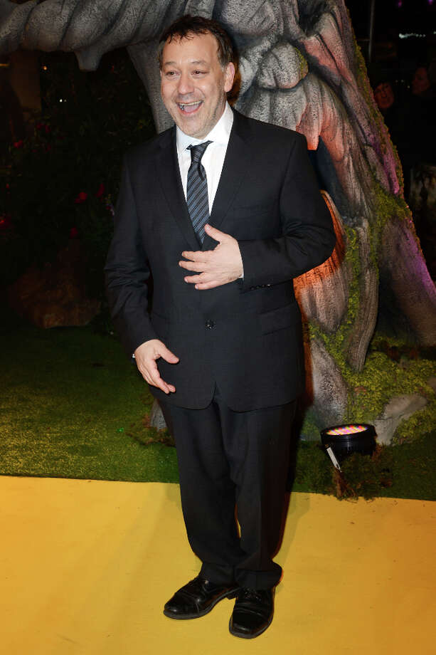 Sam Raimi attends the European premiere of 'Oz: The Great And Powerful' at The Empire Leicester Square on February 28, 2013 in London, England. Photo: Dave J Hogan, Getty Images / 2013 Getty Images