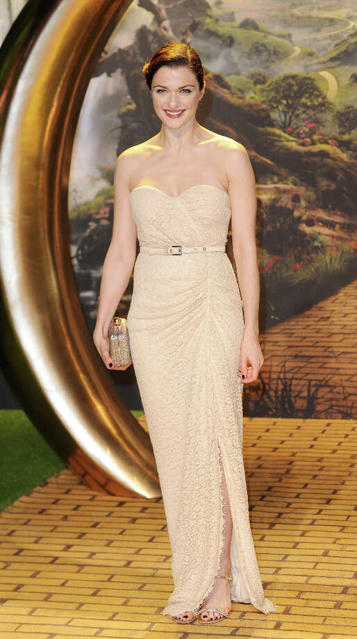 Rachel Weisz arrives for the Oz: The Great And Powerful European premiere at the Empire Leicester Square on February 28, 2013 in London, England. Photo: Samir Hussein, Getty Images / 2013 Samir Hussein
