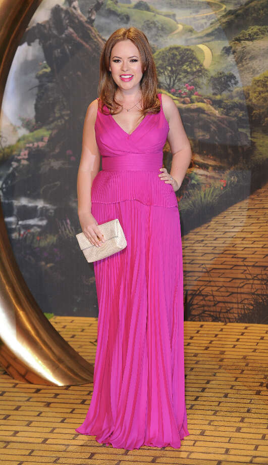 Tanya Burr arrives for the Oz: The Great And Powerful European premiere at the Empire Leicester Square on February 28, 2013 in London, England. Photo: Samir Hussein, Getty Images / 2013 Samir Hussein
