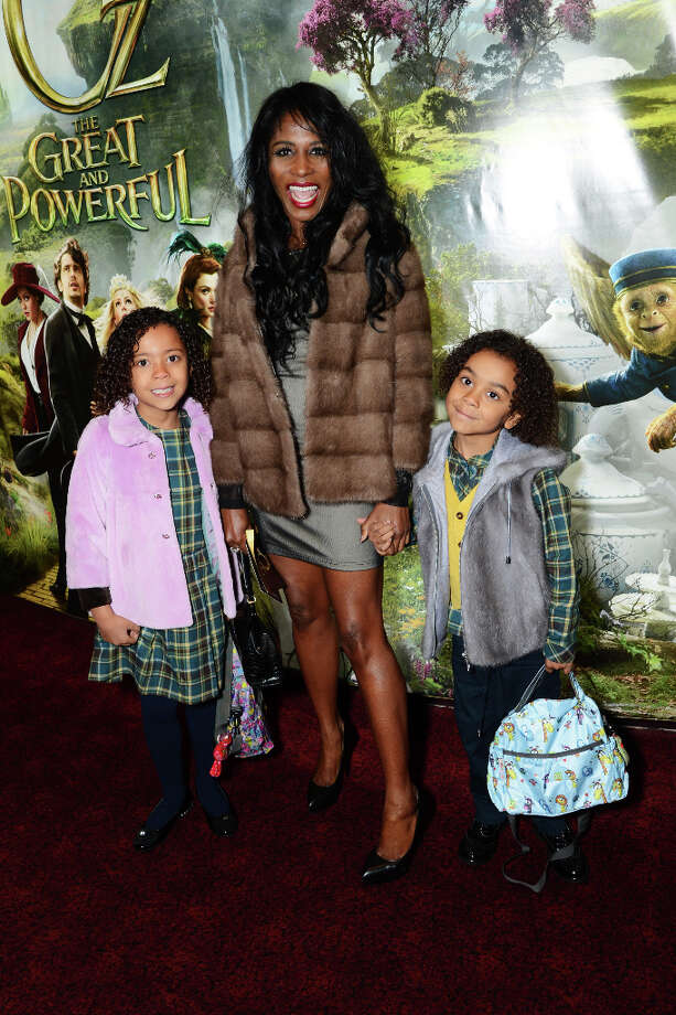 Sinitta attends the European premiere of 'Oz: The Great And Powerful' at The Empire Leicester Square on February 28, 2013 in London, England. Photo: Dave J Hogan, Getty Images / 2013 Getty Images