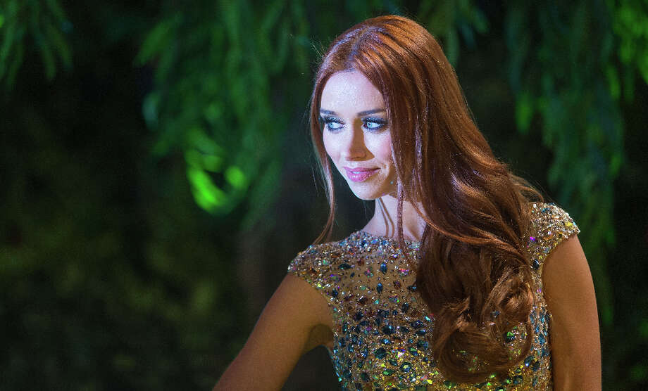 Una Healy arrives for the Oz: The Great And Powerful European premiere at the Empire Leicester Square on February 28, 2013 in London, England. Photo: Samir Hussein, Getty Images / 2013 Samir Hussein