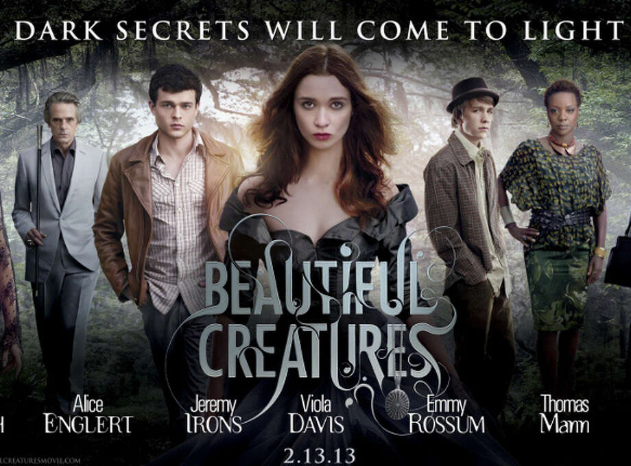 "The movie ""Beautiful Creatures"" is now playing in area theaters. Photo: Contributed Photo / Westport News contributed"