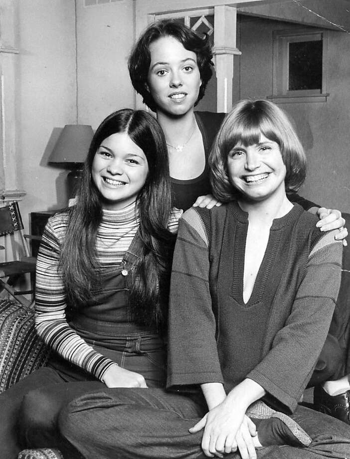 "Bonnie Franklin (center) with Valerie Bertinelli and McKenzie Phillips from ""One Day at a Time."" Photo: Globe Photos, McClatchy-Tribune News Service"