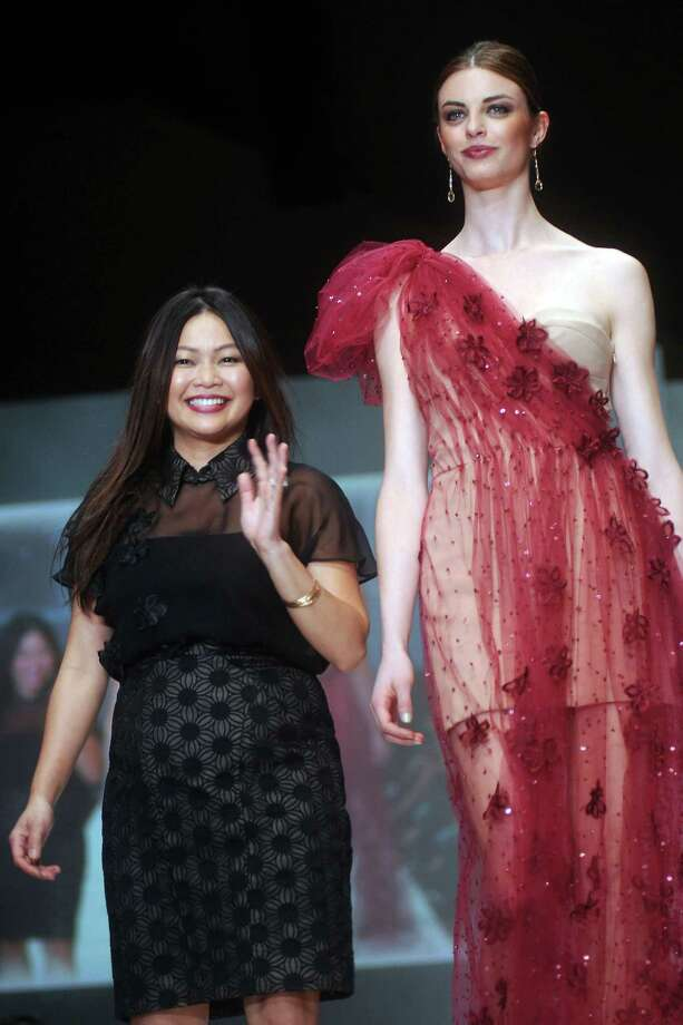 Designer Chloe Dao, left, will talk about fashion, music and things she loves at blog.chron.com/shopgirl. Photo: Insight, Freelance / © 2012 Dave Rossman