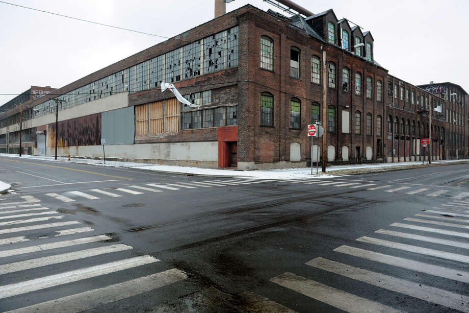 62 & 80 Cherry Street, in Bridgeport, Conn., Jan. 28th, 2013, where Cherry Street Holing, LLC would like to built residential apartments. Photo: Ned Gerard / Connecticut Post