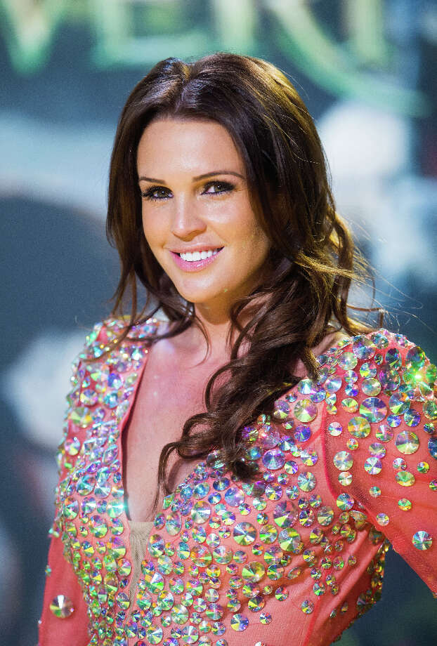 Danielle Lloyd arrives for the Oz: The Great And Powerful European premiere at the Empire Leicester Square on February 28, 2013 in London, England. Photo: Samir Hussein, Getty Images / 2013 Samir Hussein