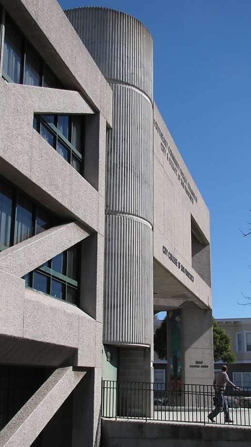 Southeast Community Facility 1800 Oakdale Ave.   Architect: Jefferson Associates   Style: Brutalism   Size: 5 stories   Date built: 1988 Photo: John King, The Chronicle