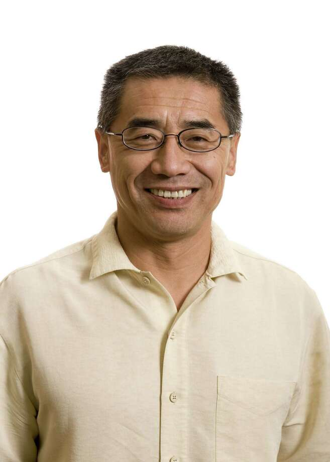 "Zenong Yin is the lead author of ""Míranos! Look at Us, We Are Healthy!"" Photo: Courtesy UTSA"