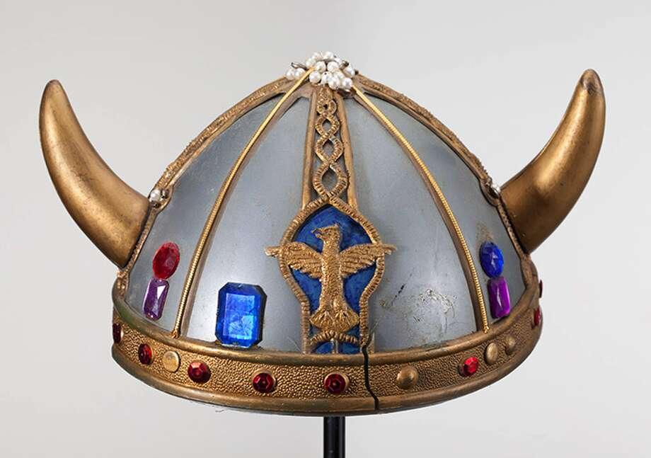 Toy Viking Helmet