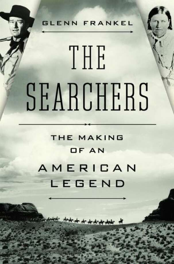 ?The Searchers: The Making of an American Legend,? by Glenn Frankel Photo: --