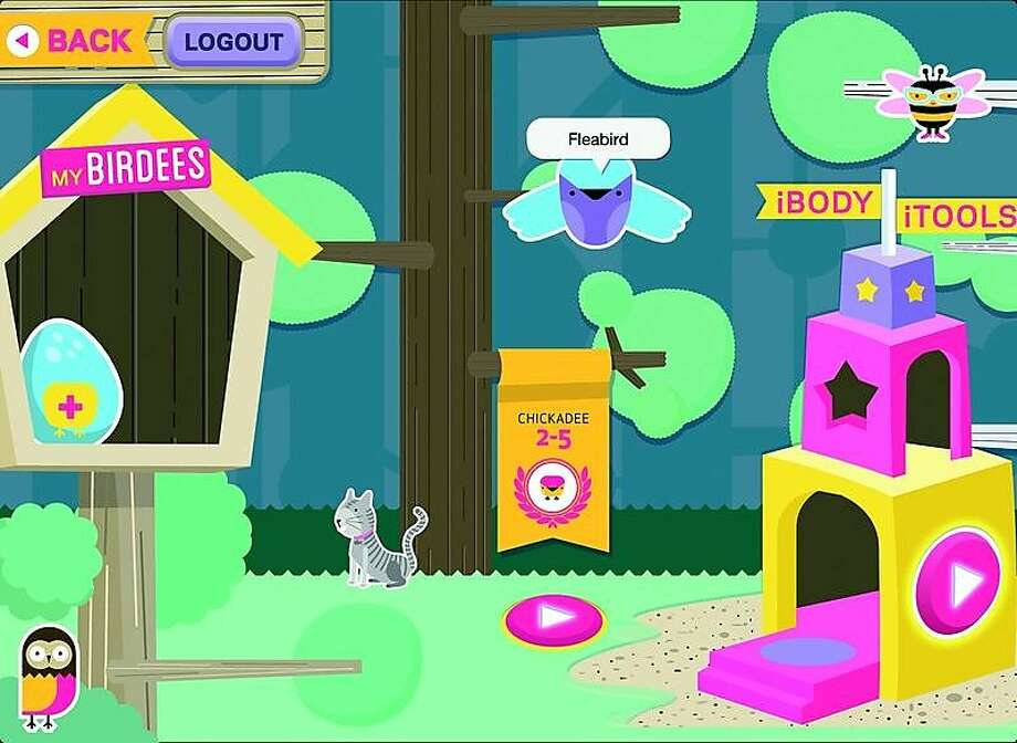Birdees, An interactive sex education app for parents, teachers and kids on ipad and ipad mini. Photo: GoTo Educational
