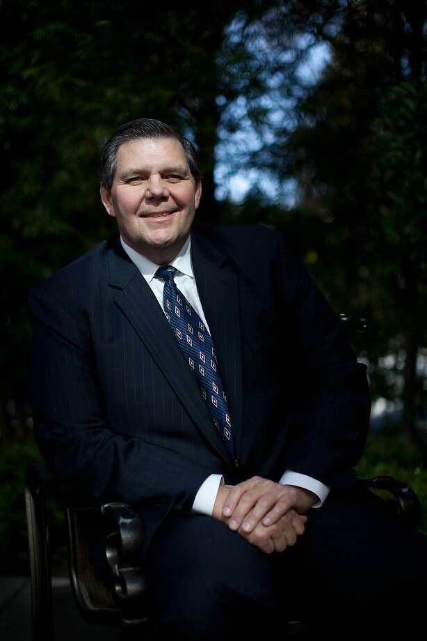 Former state Senator Jim Brulte poses for a portrait March 1, 2013 in Sacramento, California. Photo: Max Whittaker/Prime, Special To The Chronicle