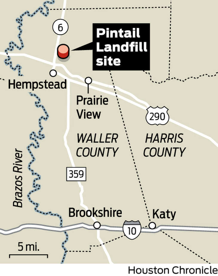 Jury verdict delivers blow to Waller Co landfill plan Houston