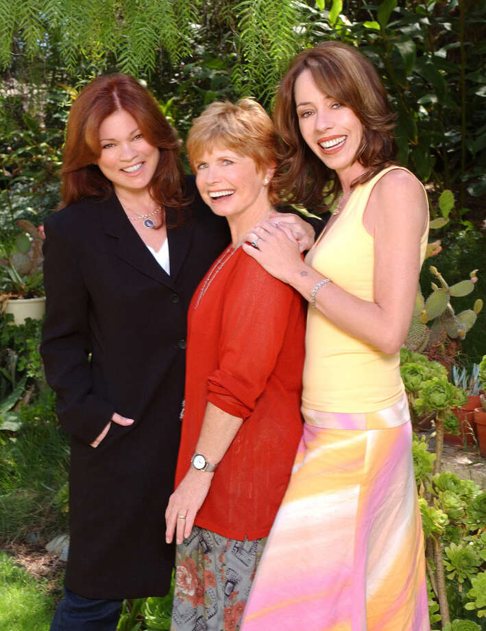 Valerie Bertinelli, Bonnie Franklin and Mackenzie Phillips (from left) get together again to reflect on their popular 1975-84 sitcom when CBS airs the new OOne Day at a Time Reunion SpecialO on Tuesday. The hour includes many clips from the series about a single mother and her daughters. Photo: TONY ESPARZA / CBS
