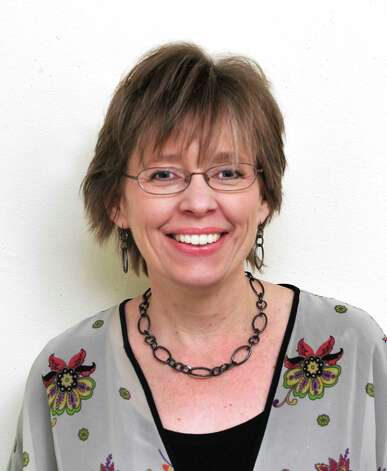 Darlene Anderson-Alexander, Director of Religious Education, Unitarian Universalist Congregation of Danbury. Forum on Faith. Photo: Mike Duffy