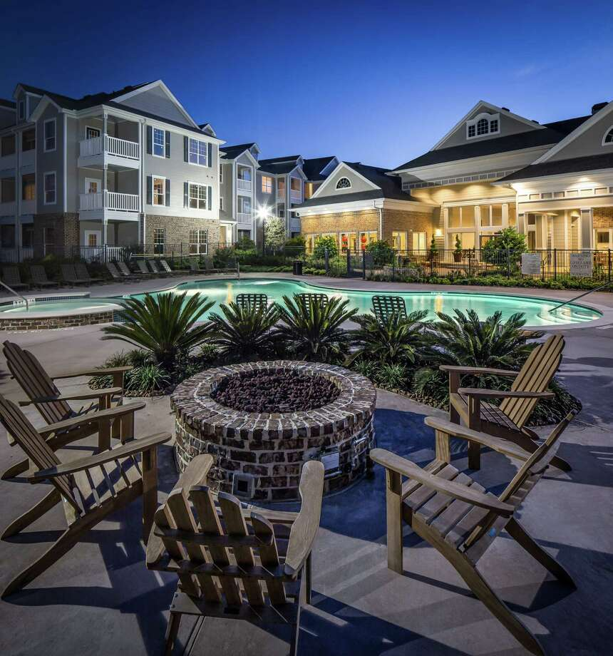 Allen Harrison Co. and Conti Street Partners have started construction on The Remington Katy, a 352-unit complex at 22631 Colonial Parkway. Photo: Courtesy Photo